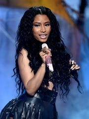 Singer Nicki Minaj performs at last year's BET Awards. She makes her Jersey Shore debut on July 24 at the PNC Bank Arts Center.