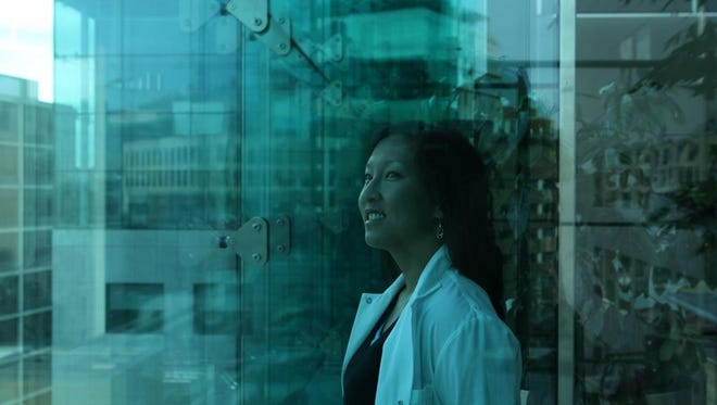 Neuroscientist Kay Tye  majored in brain and cognitive sciences at MIT.