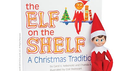 An Elf on the Shelf