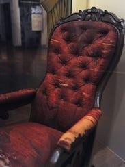 Lincoln's Chair 7.JPG