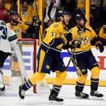 NHL Playoffs: Predators vs. Sharks, Game 3
