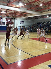 More action from Ithaca at Owego on Friday night.