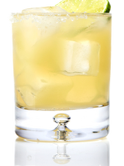 The Camarena Classic Margarita can be enjoyed sweet