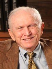Frank Borman was an Apollo 8 astronaut.