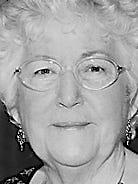 Ellen (Lavon) (Young) Strahan, 90