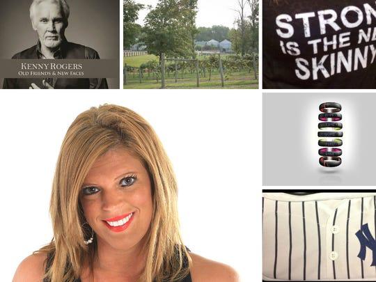 Dana Benbow shares her holiday wish list.