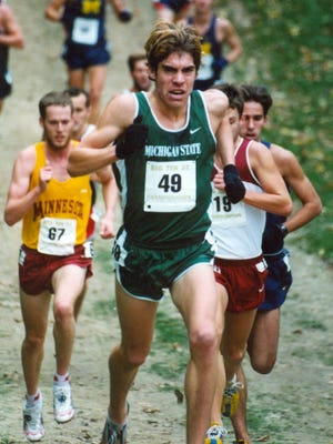 Andy Marsh was a four-year letterwinner in cross country at Michigan State and qualified for the NCAA Cross Country Championships three times.