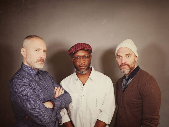 Jazz combo The Bad Plus play the Crosstown Theater on Sunday.