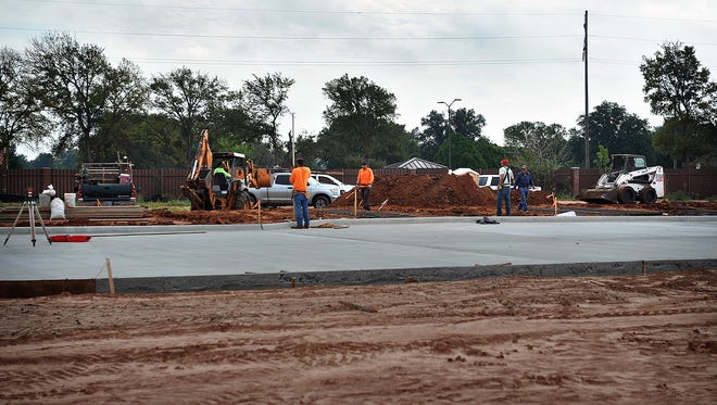 The city of Wichita Falls has been a strong partner for projects that benefit Sheppard Air Force Base, one of the largest employers in the area. During a review of strategic goals, the city noted many projects, like the two main gate renovations, which will benefit both the base and city.
