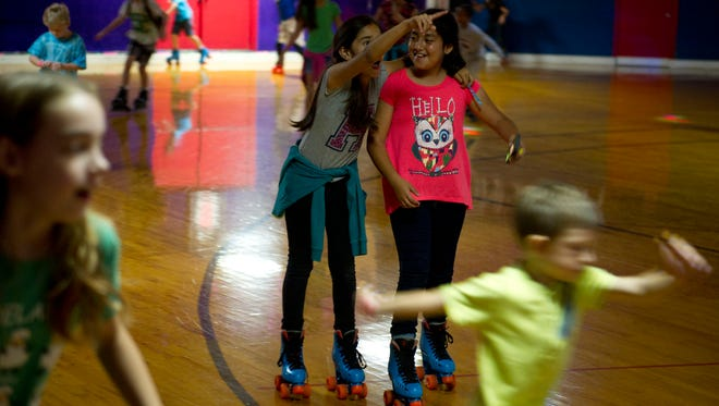 Skate Factory of Vero Beach is participating in the nationwide Kids Skate Free program for the summer.