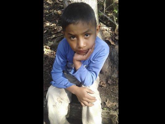 Guatemala Child Dead Border