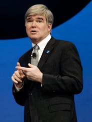 AP NCAA Convention Emmert