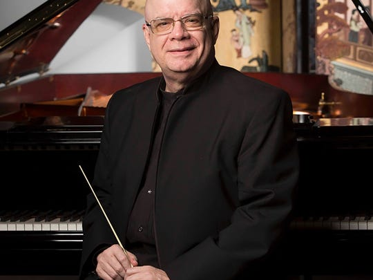William Noll, artistic director, Classic Chamber Concerts