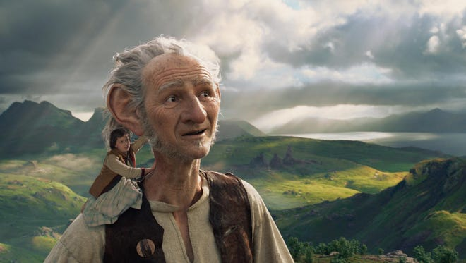 "In Disney's fantasy-adventure ""The BFG,"" directed by Steven Spielberg and based on Roald Dahl's beloved classic, a precocious 10-year old named Sophie (Ruby Barnhill) befriends the BFG (Mark Rylance), a Big Friendly Giant from Giant Country."