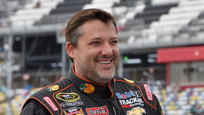 Tony Stewart believes his Eldora Speedway dirt track could host Sprint Cup or Nationwide races in the future.