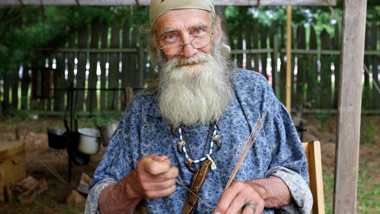 The Forts Folle Avoine Historical Park holds the annual Fur Trade rendezvous, which is a reenactment of traders meeting in the Northwoods along the Yellow River. Experience the history.