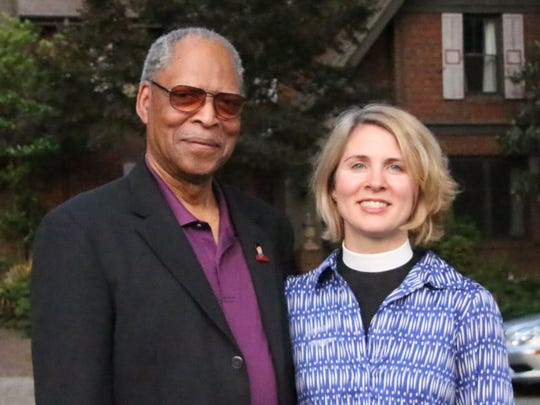 John Ashworth and Laura Gettys
