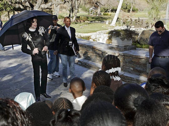 Michael Jackson,JACKSON