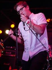 Call Me James performs 9 p.m. Friday, Jan 8, at Barmaggedon,