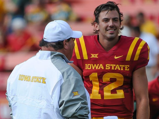 NCAA Football: North Dakota State at Iowa State