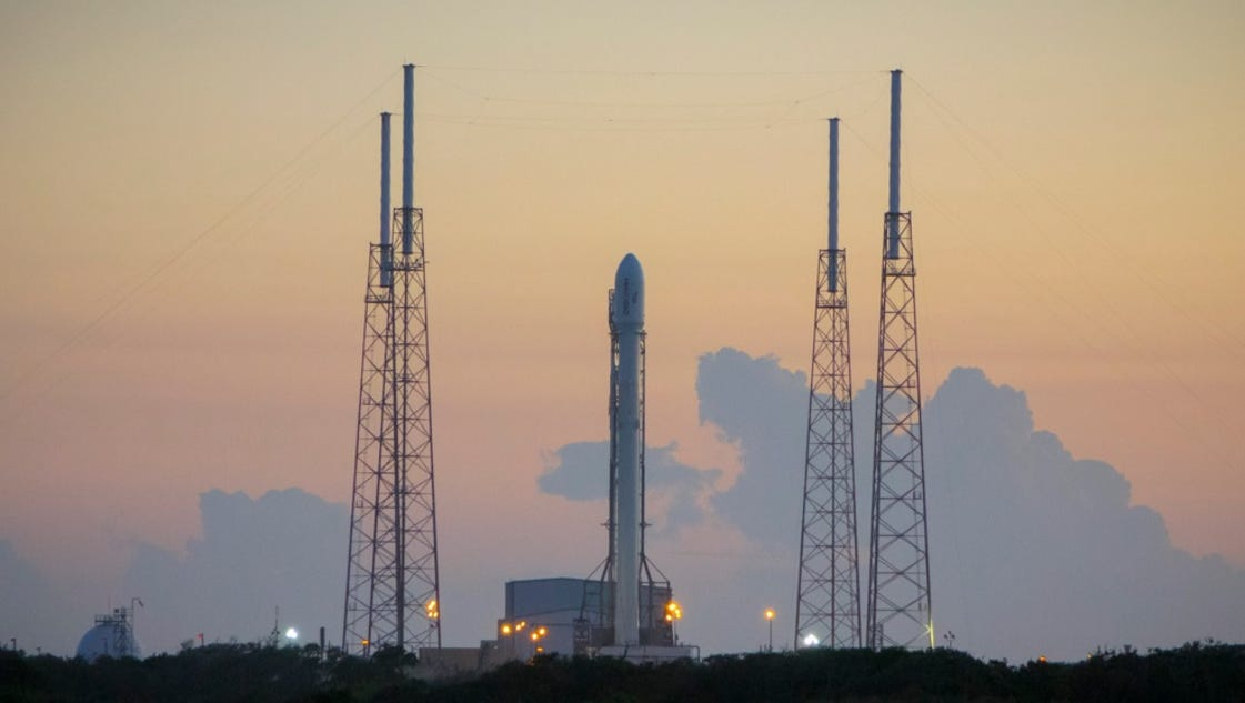 Updates: SpaceX launch and landing at Cape Canaveral