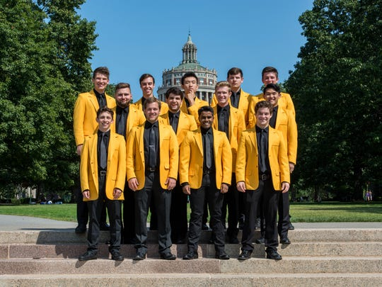 The YellowJackets of the University of Rochester are preparing for a return trip to Kenya this spring. They last visited in 2011 right before they were featured on NBC's hit-show The Sing-Off.