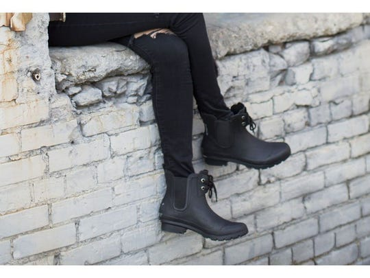 Chelsea Lace Boot from Roma Boots