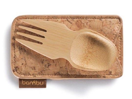 Spork & Cork from bambu
