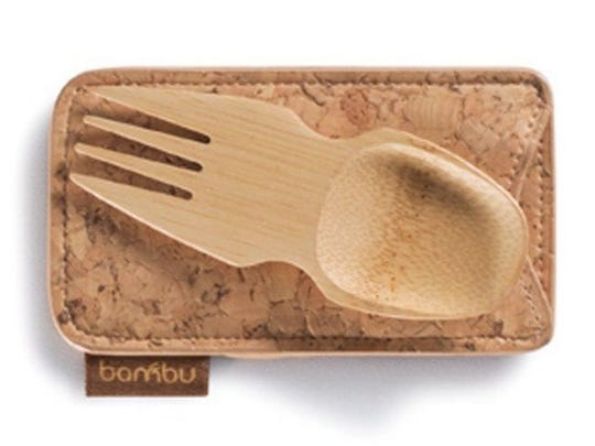 Spork & Cork from bambu