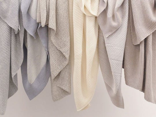 Throws from Crane & Canopy
