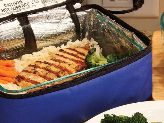 Hot Logic mini electric lunchbox
