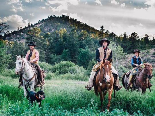 Cherokee Park Ranch was voted the best dude ranch in the USA