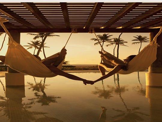 Dual hammock nirvana