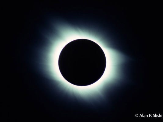 2006 total solar eclipse as seen from Egypt