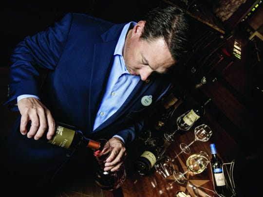 The Disney portion of Brian Koziol's resume includes a 2-year stint at Disney World's Victoria & Albert's, an environment he says helped build the necessary drive and confidence to pursue his Master Sommelier diploma.