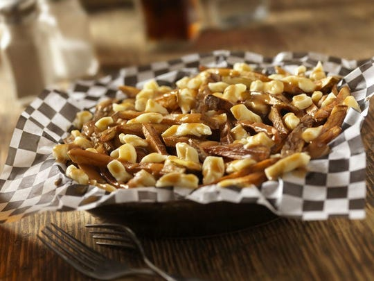 Poutine is a classic dish that has been remixed throughout the years