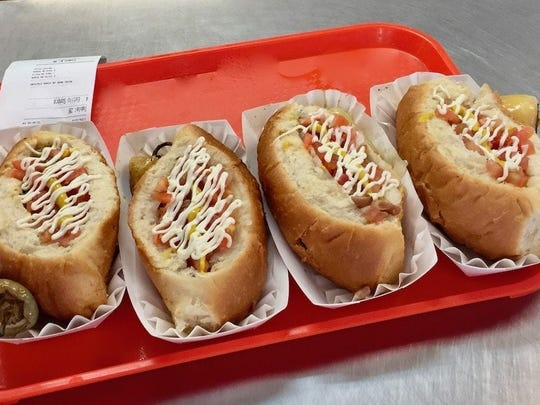 How many Sonoran hot dogs do you think you can eat?