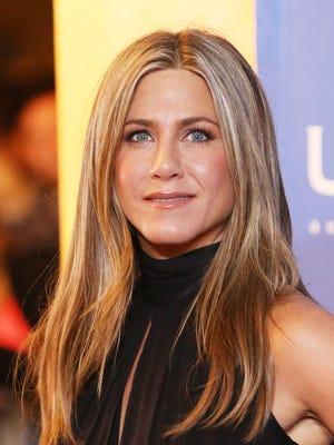 "Jennifer Aniston is a fan of ""The Girl on the Train."""