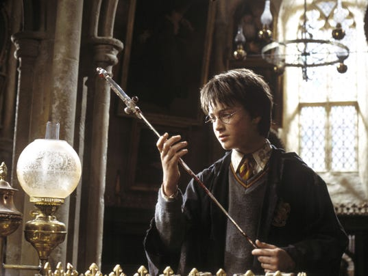 XXX D RADCLIFFE WAND CHAMBER POTTER MOV A ENT