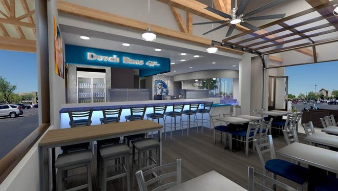 A new Dutch Bros. coffee shop is opening in north Scottsdale this December with a modified twist. This location will be the first walk-in Dutch Bros.