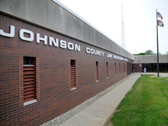 The Johnson County jail.
