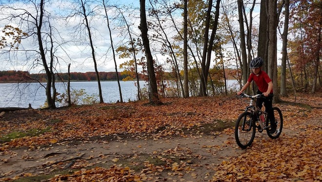 Union County Department of Parks & Recreation will present the Watchung Reservation Trails Master Plan 7 p.m. March 7 at Trailside Nature & Science Center in Mountainside. The plan calls for 13.5 miles of mountain bike trails, including 10.5 miles of new trails.