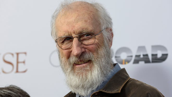 James Cromwell in New York on April 18, 2017
