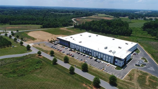 Greenheck has expanded its manufacturing capabilities in Cleveland County and now has five facilities between Shelby and Kings Mountain. The company recently constructed a new facility at the Foothills Commerce Center.
