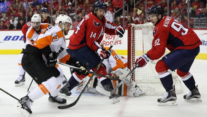 Justin Williams and the Washington Capitals are the NHL's best team.