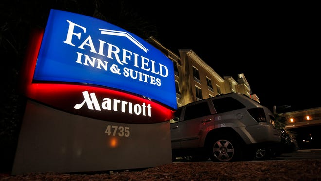 The Marriott Fairfield Inn & Suites have expressed interest in opening a roughly 100-room hotel in Indio