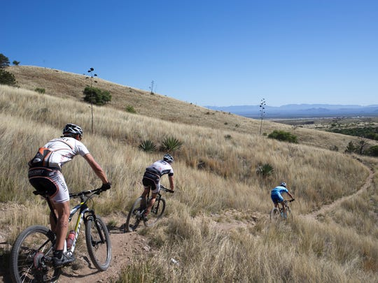 San Tan Bikes, a locally owned bike shop in San Tan Valley area, leads the monthly Beginner Mountain Bike Clinic and Ride.