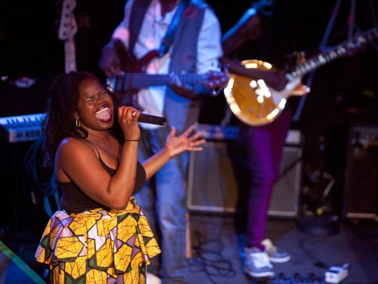 Rochester, N.Y.-based R&B act Danielle Ponder & the Tomorrow People will play a free concert at the Dogfish Head brewpub in Rehoboth Beach at 10 p.m. Friday, May 18.