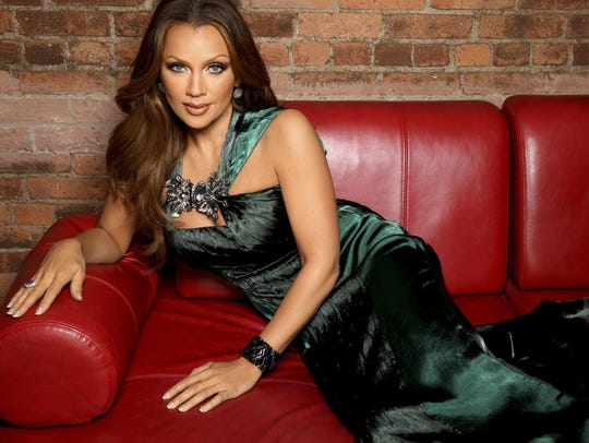 """I've always loved to break barriers,"" Vanessa Williams"