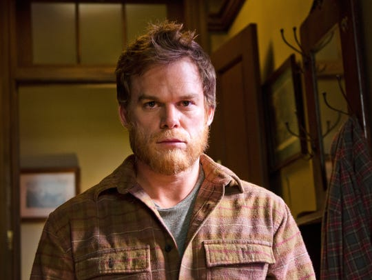 """Michael C. Hall as Dexter Morgan in """"Dexter."""""""